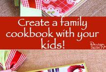 Scrapbook cookbooks & scrapping