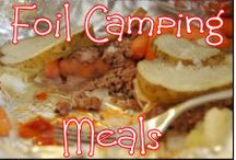 camping meals / by Dimarly Suarez