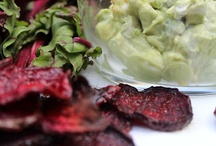 vegetarian/vegtables / by Helen Kurth