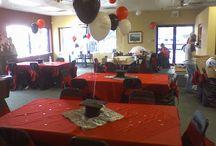 Graduation Party Ideas / by Sue Dostine Misuraca