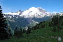 SEATTLE | Mount Rainier / Mount Rainier is the tallest mountain in the lower 48 states and it's glorious!