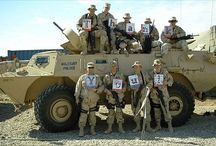 Helping our troops / by Brooke Smith