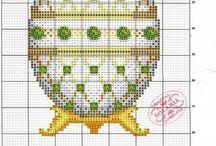 вышивка крестиком схемы