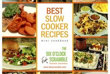 Healthy and Clean Slow Cooker Recipes / Easy and healthy recipes that can be made in a slow cooker or crockpot