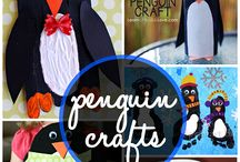 Penguin Projects & Lessons / Your students will love learning about penguins with this collection of anchor charts, books suggestions, and art activities!