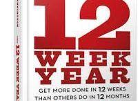 Planning / 12 week year