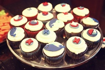 Sweet Sunshine Cupcakes / by Kelly Dolman