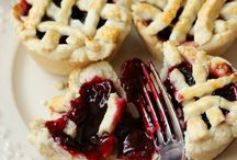Pies, Pastries, Cobblers and Tarts / by Laura G