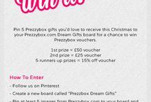 PrezzyBox Dream Gifts