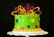 Happy Birthday! from The SweetSpot Bakehouse / Birthday cakes and birthday parties are so much fun! Here are some of our favorite cakes for celebrating another trip around the sun!