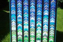Quilts modernos, modern quilts / by Cristina Bono