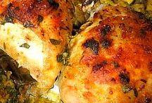 Looking good chicken recipes / by Joy Justice