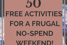 Frugal Activities & Days Out