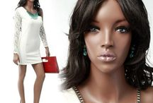African American Mannequins