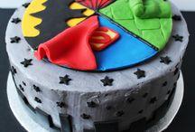 fiesta de super héroes