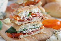 food   sandwiches / by Alyssa Lawson