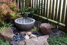 Japanese tiny gardens