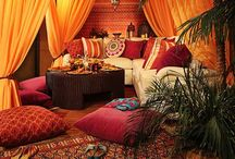 Bohemian/gypsy / by Becky Raffety