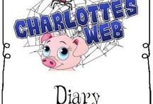 Charlotte's web / by Karla Silva