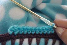Crochet ideas / by Lori Priggemeier Tucker