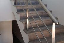 Barandales para escaleras