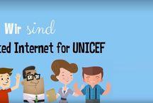 10 Jahre UI for UNICEF / 2016 ist das Jubiläumsjahr der Stiftung | 2016 is the anniversary of the Foundation