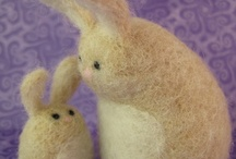 Crafts~Needle Felting / by Sally McCroskey
