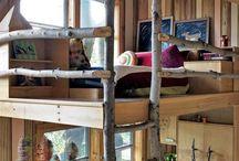 Cabin Ideas / by June Humenik