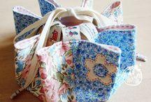 Tasjes/little bags