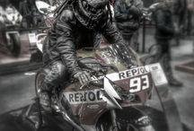 Casco Predator Helmet / Casco Predator Helmet by Nitrinos