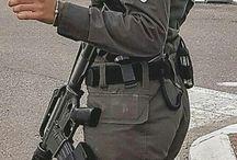 women in uniforms