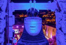 Mediterranean & White Party / #whiteparty #mediterraneanparty #costasmeralda #capri #amalficoast #positano #bespokevent #celebration #birthdayparty #specialoccasion