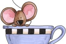 Ratinho fofo