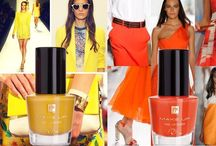 Fashion Colour Trends / Stay ahead of fashion with mu biz