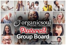 OrganicSoul.com Group Board / This is a group board for everyone interested in natural, holistic, spiritual and organic living. Here you can pin and share inspiring and empowering content to our amazing community. http://www.organicsoul.com/join-the-organic-soul-pinterest-group-board/. Remember always, that only the very best content can be pinned on this board - so make it count!