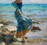 Beach / Paintings
