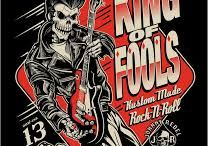 rockabilly and  psychobilly
