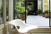 open plan living room Decoration!!