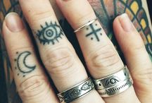 tatto finger