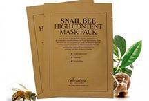 Benton  - Snail Bee Series Kosmetik aus Korea / Hochwertige Kosmetik mit Bienengift für die innovative Hautpflege