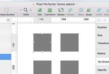 Sketch App / Sketch App Freebies and Resources