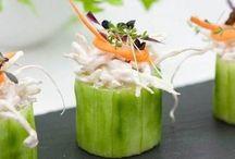 Catering / Liebe geht durch den Magen - verwöhnen Sie deshalb sich und Ihre Gäste mit einem ganz besonderen Hochzeitscatering