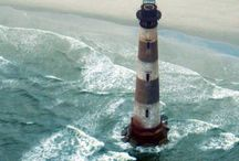 Lighthouses / Beacon of light and protection