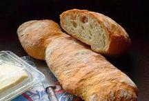 Péksütemény,kenyér
