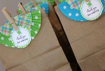 Gift bags for my students