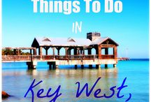 Key West / All the things we love to do around the Florida Keys