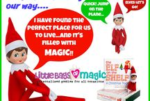 Elf on the Shelf Cool ideas... / WOO HOO - we now stock the Boy and Girl Elf on the Shelf... Posting Australia wide... Here are some cool ideas....