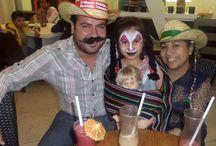 """Fiestas """"Mexicanas"""" en Rocketto / Una oleada de charros y adelitas llegaron a Rocketto, para festejar este mes patrio!!!"""