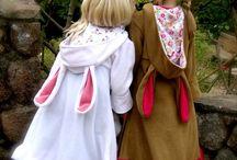 Children's clothes - inspiration & DIY