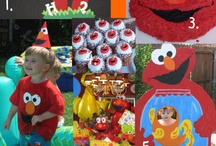 Conner's 1st B-day ideas / by Tara Usry